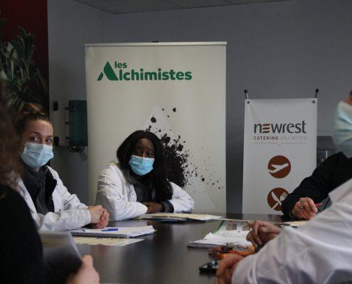 Alchimistes Newrest